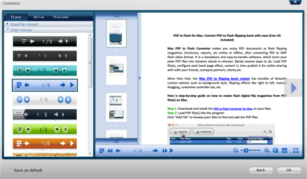 PDF Slideshow Maker