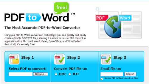 Best Word to PDF Converter For Mac