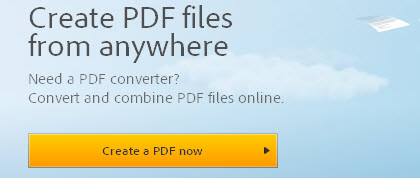 Free pdf creator for creating pdf documents from any printable file free pdf creation online freerunsca Images