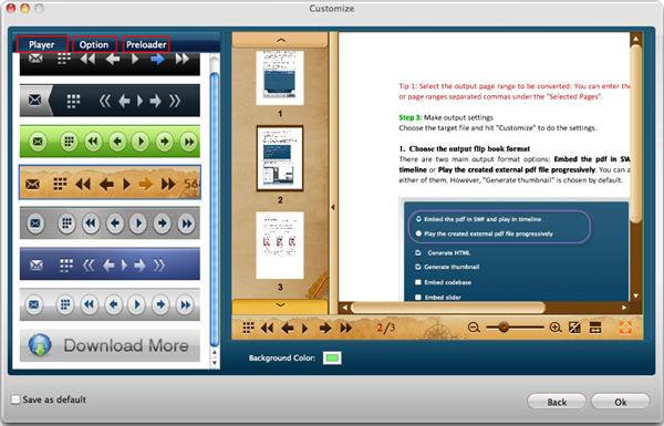 create flash flipping book on mac mac make flash flipping magazine