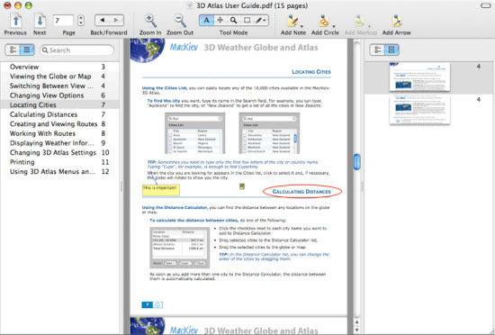 Doremisoft Mac PDF to Word Converter Screenshot
