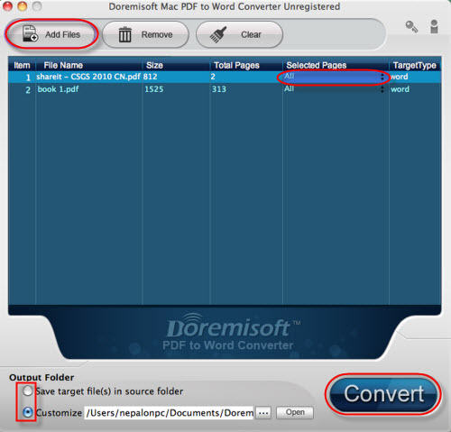 pdf to word converter mac